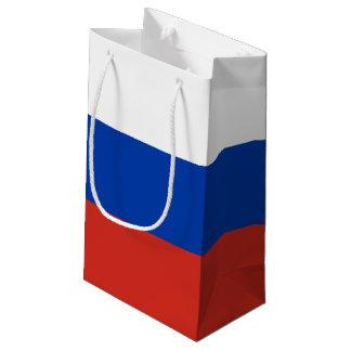 Petit Sac Cadeau Drapeau de la Russie