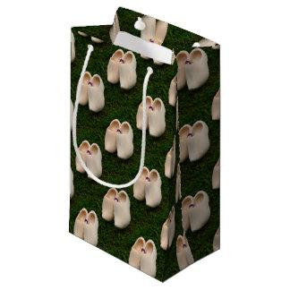 Petit Sac Cadeau Entraves en bois néerlandaises