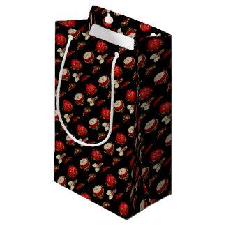 Petit Sac Cadeau Fruit rose de dragon
