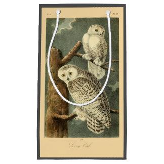 Petit Sac Cadeau Illustration Birding d'art d'oiseau de Milou