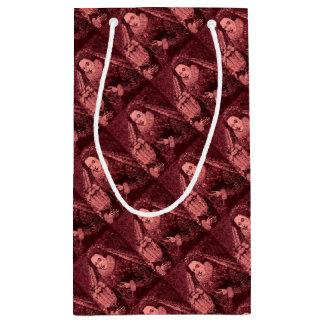 Petit Sac Cadeau La Reine Elizabeth I dans la copie rose