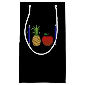 Petit Sac Cadeau L'ananas Apple de stylo parquent la manie