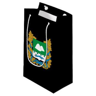 Petit Sac Cadeau Manteau des bras de l'oblast de Kurgan