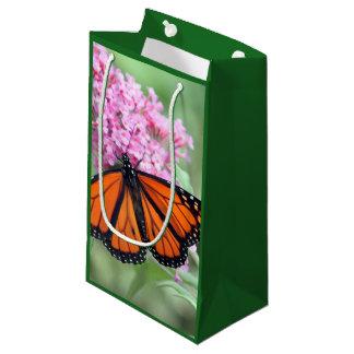 Petit Sac Cadeau Papillon de monarque