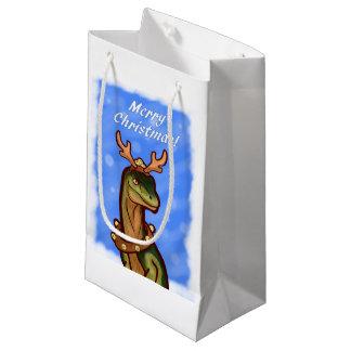 Petit Sac Cadeau Veloci-renne