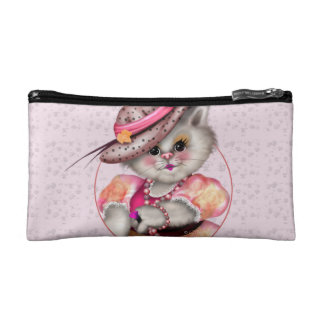 Petit sac cosmétique de MADAME CAT Trousses Make-up