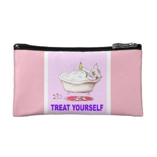 Petit sac cosmétique du festin vous-même