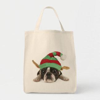 Petit sac de l'aide de Père Noël !  Sac d'amoureux