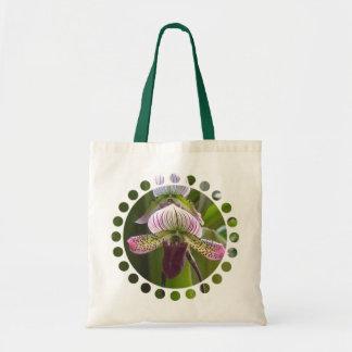Petit sac fourre-tout à orchidée unique