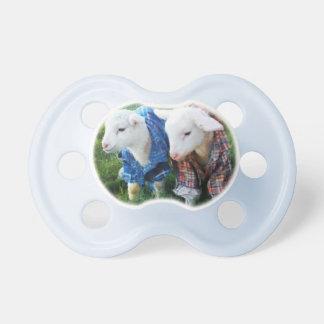 Petit simulacre de tétine d'agneau