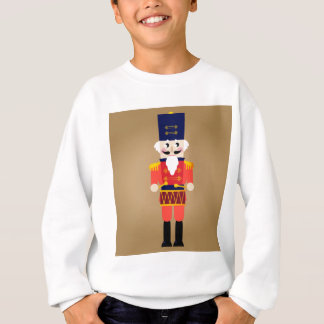 Petit soldat rouge. Dessin original Sweatshirt