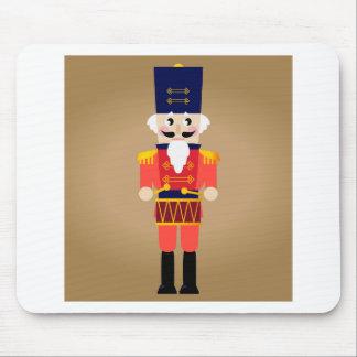 Petit soldat rouge. Dessin original Tapis De Souris