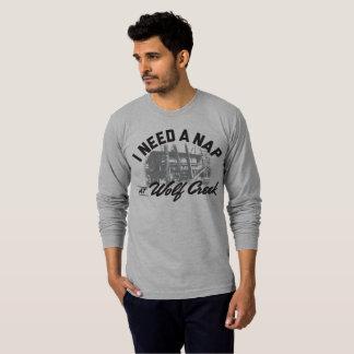Petit somme de Wolf Creek - AmerApparel LongSleeve T-shirt