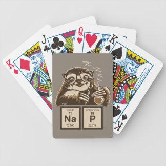 Petit somme découvert par paresse de chimie jeu de cartes