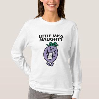 Petit sourire énorme de Mlle Naughty | T-shirt