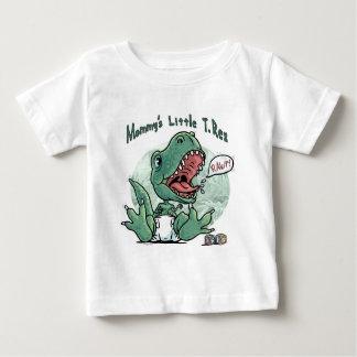 Petit T. Rex de la maman par des studios de Mudge T-shirt Pour Bébé