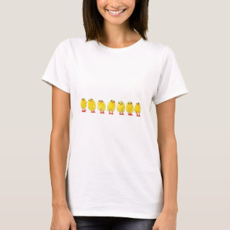 Petit T-shirt de poussins