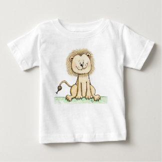 Petit T-shirt doux d'enfant en bas âge de bébé de