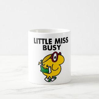Petit temps de lecture de Mlle Busy | Mug
