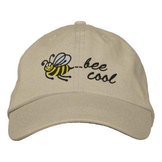 Petite abeille - cool d'abeille - casquette casquette brodée