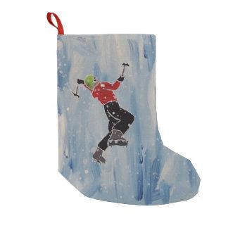 Petite Chaussette De Noël Bas d'escalade de glace