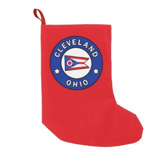 Petite Chaussette De Noël Cleveland Ohio