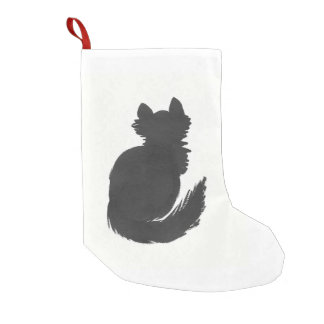 Petite Chaussette De Noël Encre Kitty