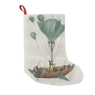 Petite Chaussette De Noël Machine de bateau de vol de Steampunk