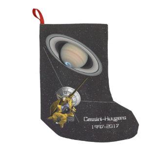 Petite Chaussette De Noël Mission de Cassini Huygens à Saturn