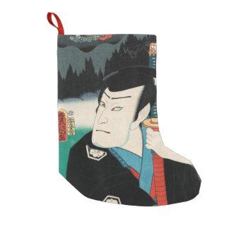 Petite Chaussette De Noël Nakamura Shikan IV dans le rôle de Fuwa Kazuemon