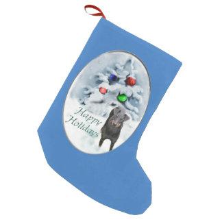 Petite Chaussette De Noël Noël de Manchester Terrier