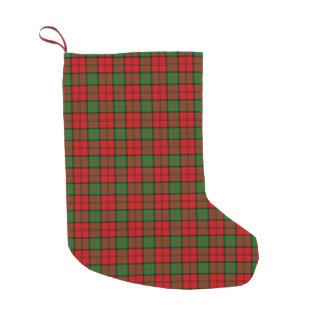Petite Chaussette De Noël Tartan de Dunbar de clan