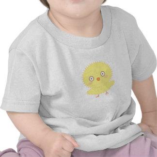 Petite chemise de bébé de Candi de poussin T-shirts