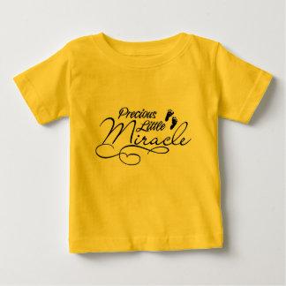 Petite chemise précieuse de bébé de miracle t-shirt pour bébé