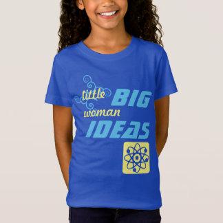 Petite femme, grandes idées T-Shirt