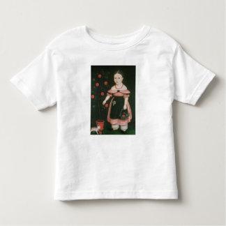 Petite fille en lavande, c.1840 t-shirt pour les tous petits