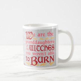 Petite-filles des sorcières mug