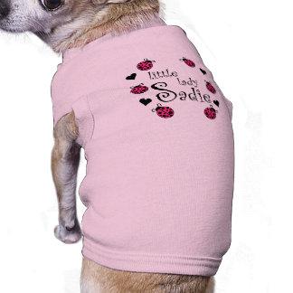 Petite Madame Sadie T-shirt Pour Chien