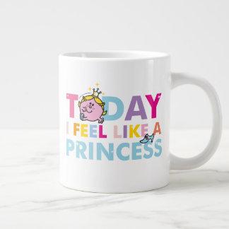 Petite Mlle le princesse | que je me sens comme Mug