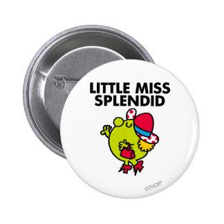 Petite Mlle Splendid Classic Pin's