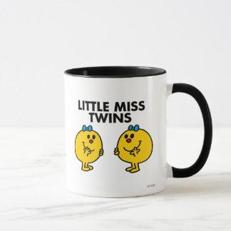 Petite Mlle Twins | deux beaucoup d'amusement Mugs
