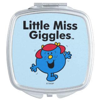 Petite petite Mlle Giggles Likes To Laugh de la Miroirs De Voyage