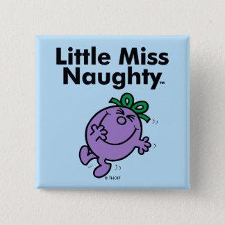 Petite petite Mlle Naughty de la Mlle | est si Badge