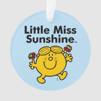 Petite petite Mlle Sunshine de la Mlle | est un