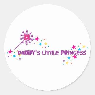 Petite princesse Stickers du papa