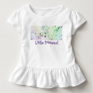 Petite princesse Toddle Tee | hérissé T-shirt Pour Les Tous Petits