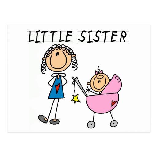Alors la petite soeur ou petit frere c'est pour quand dans instant maman/ femme! petite_soeur_avec_de_grands_t_shirts_de_sis_carte_postale-r583f5f5700184c04a0863c57e93d98ac_vgbaq_8byvr_512