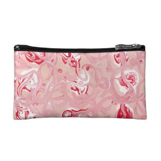 Petite Trousse De Maquillage Style rose de sucrerie