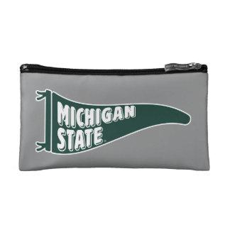 Petite Trousse De Maquillage Université de l'Etat d'État du Michigan de MSU