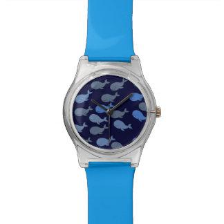 petites baleines mignonnes montres bracelet